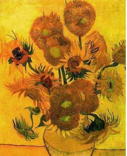 荷兰画家文森特·威廉·梵高艺术作品欣赏